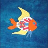 <h5>Tropical Fish</h5><p>Enter your Description </p>