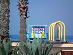 Second Street Hermosa Beach